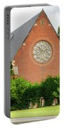Sage Chapel Cornell University Ithaca New York 02 Portable Battery Charger