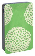 Sage Garden Bloom Portable Battery Charger