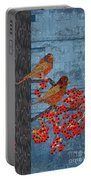 Sagebrush Sparrow Long Portable Battery Charger