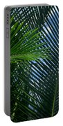 Sago Palm Fronds Portable Battery Charger
