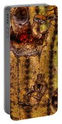 Saguaro Detail No. 18 Portable Battery Charger