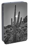 Saguaro In The Sun Portable Battery Charger