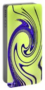 Saguaro Spines Abstract Portable Battery Charger