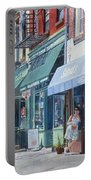 Sahadis Atlantic Avenue Brooklyn Portable Battery Charger