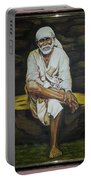 Sai Baba Indian God Portable Battery Charger