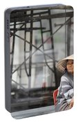 Saigon Lady Portable Battery Charger