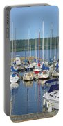 Sailboat Reflections Portable Battery Charger