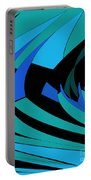 Sailing Blue - Left Portable Battery Charger