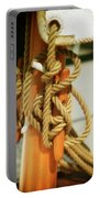 Sailing Knot Portable Battery Charger