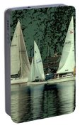 Sailing Reflections Portable Battery Charger
