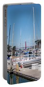 Sailing To The Golden Gate Portable Battery Charger