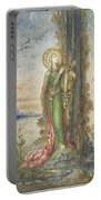 Saint Cecilia, Gustave Moreau Portable Battery Charger