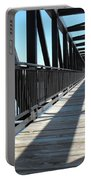Saint Charles Walking Bridge Portable Battery Charger