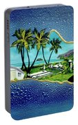 Saint Damien And Molokai #257 Portable Battery Charger