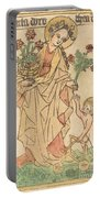 Saint Dorothy Portable Battery Charger