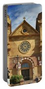 Saint Francis Cathedral Portable Battery Charger