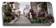 Saint Ives Street Scene, Cornwall Portable Battery Charger