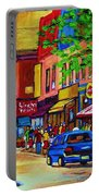 Saint Lawrence Street  Portable Battery Charger
