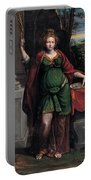 Saint Lucy Portable Battery Charger