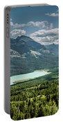 Saint Mary Lake Panorama Portable Battery Charger