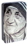 Mother Teresa Saint Of Calcutta  Portable Battery Charger