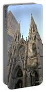 Saint Patrick's Cathedral Portable Battery Charger