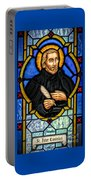 Saint Peter Canisius Portable Battery Charger