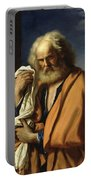 Saint Peter Penitent Portable Battery Charger