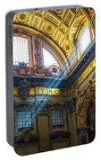 Saint Peter's Beams Of Light Portable Battery Charger