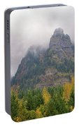 Saint Peters Dome At Columbia River Gorge Portable Battery Charger
