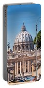 Saint Peter's Tomb Portable Battery Charger