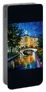 saint petersburg  Russia Portable Battery Charger