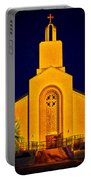 Saint Spyridon A Greek In The Sun Portable Battery Charger