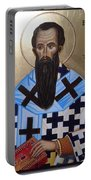 Saint Vasilios Portable Battery Charger