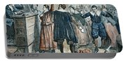Salem Witch Trials Portable Battery Charger