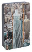 Salesforce Tower In San Francisco Portable Battery Charger