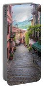 Salita Serbelloni Bellagio Italy Portable Battery Charger