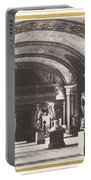 Salle Des Cariatides, Au Mus?e Du Louvre Portable Battery Charger