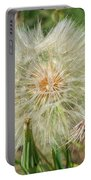 Salsify Seed Head Portable Battery Charger