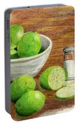 Salt And Lime Portable Battery Charger