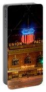 Salt Lake City Union Pacific Depot Portable Battery Charger