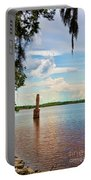 Salt Mine Disactor Monument Jefferson Island Louisiana  Portable Battery Charger