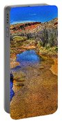 Salt Wash Near Wolf Ranch Arches Np Moab Utah Portable Battery Charger