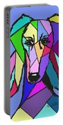 Saluki Colors Portable Battery Charger