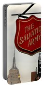 Salvation Army New York Portable Battery Charger