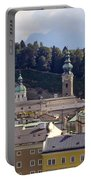 Salzburg City View Three Portable Battery Charger