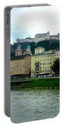 Salzburg Over The Danube Portable Battery Charger