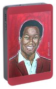 Sam Cooke Portable Battery Charger