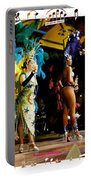 Samba Dancers Portable Battery Charger