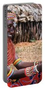 Samburu Beauty Portable Battery Charger